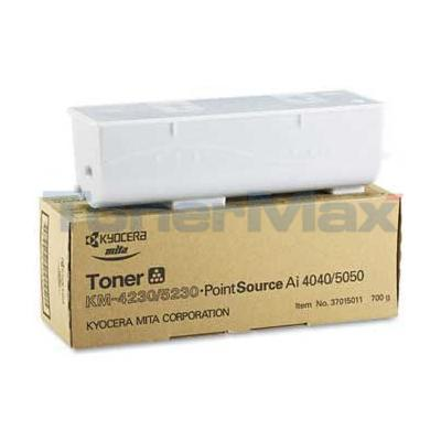 KYOCERA MITA AI-4040 5050 TONER BLACK